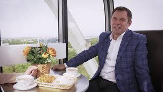 Высокие гости: Игорь Дзреев