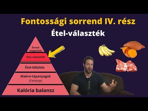 6+1 diéta mintaétrend