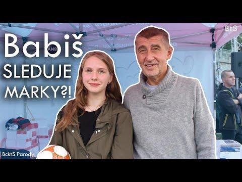 ANDREJ KOUKÁ NA MARKÉTU - BtS Revizor