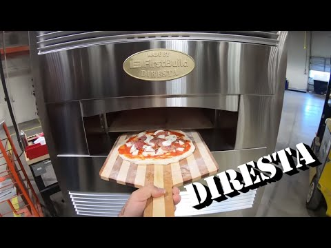 DiResta & First Build Make A Pizza Oven