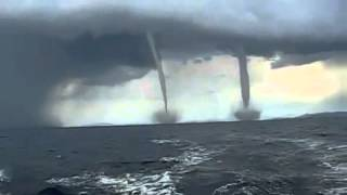 What Exactly Is A Waterspout?