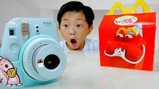 Magic Camera Toy Video for Kids Car Toys Pretend Play Surprise Power Wheels
