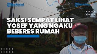 Misteri Pembunuhan di Subang, Saksi Sempat Lihat Yosef Bersihkan TKP yang Mengaku Beberes Rumah