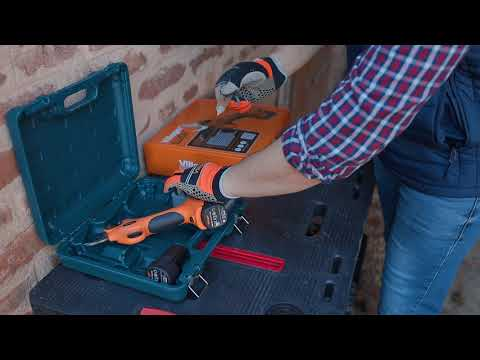 Akumulátorové záhradné nožnice VILLAGER VBP 20