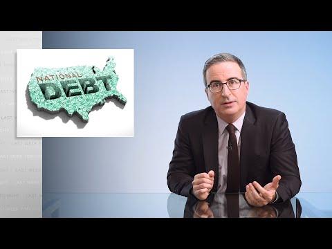Státní dluh - Last Week Tonight