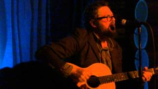 Patterson Hood - When Walter Went Crazy 2014-01-08 Live @ Doug Fir Lounge, Portland, OR