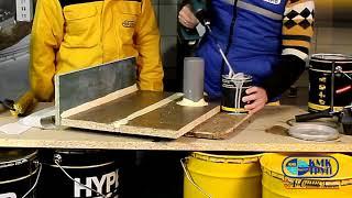 Защитный лак Hyperdesmo ADY-E 4 л от компании КМК Груп - видео