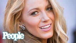 Blake Lively Reveals Sweet Ryan Reynolds Video & Her Ultimate Burger Hack | People - dooclip.me