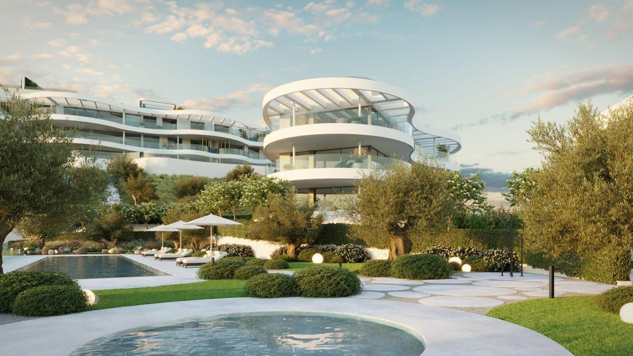 Apartamento de 3 dormitorios en primera planta con vistas impresionantes en venta The View Marbella, Benahavis