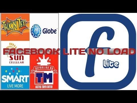 Facebook Lite No Load Update - смотреть онлайн на Hah Life