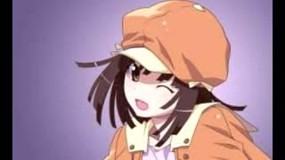 Nadeko Sengoku  - (Monogatari series) - Bakemonogatari Opening sengoku nadeko