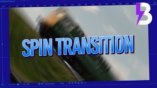 Como fazer a SPIN SMOOTH TRANSITION no VEGAS - Tutorial Com e Sem Plugins