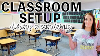 Classroom Setup During A Pandemic | Back To School 2020