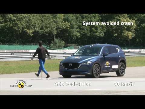 NCAP: Mazda CX-5