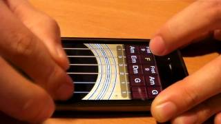iPhone Guitar Cover - Losing My Religion