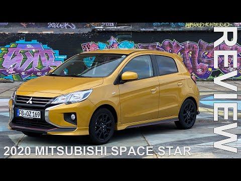 2020 Mitsubishi Space Star Test Review Probefahrt Kaufberatung Meinung Kritik Fahrbericht