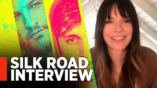 SILK ROAD - Katie Aselton Interview by MovieWeb