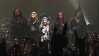 """Arch Enemy - Live -/ Outros """"Enter the Machine"""" - Vox Stellarum."""