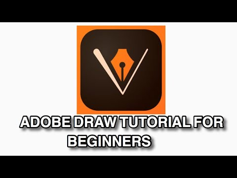 ADOBE DRAW TUTORIAL ❤️