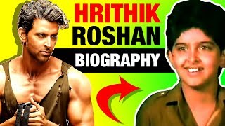 Best Bollywood Dancer ▶ Hrithik Roshan (ऋतिक रोशन) Biography in Hindi | Life Story | Actor