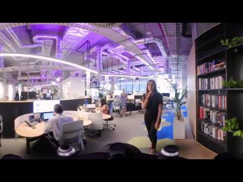Graduate Careers: Discover how we innovate (360°)