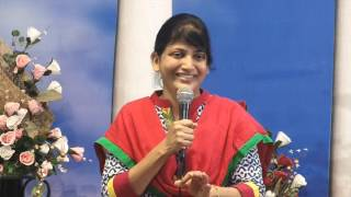 27-04-16 Bible Study On Sanctification Series By Pastor Pramila Jeyaraj