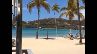 preview picture of video 'Carlisle Bay, Antigua; a member of Leading Hotels of the World'