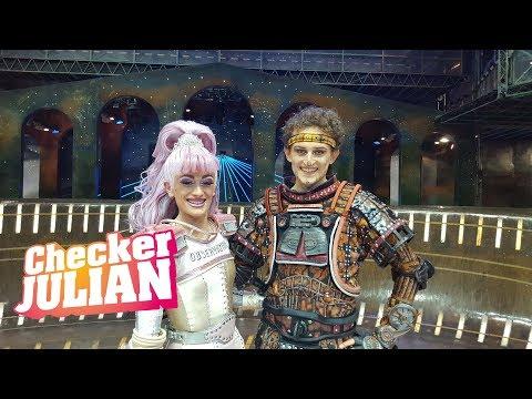 Der Rollschuh-Check   Reportage für Kinder   Checker Julian