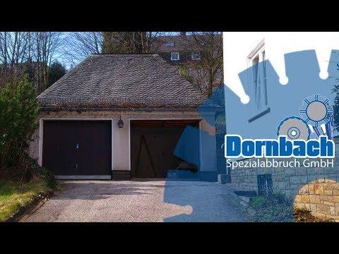 Garage vergrößern und Doppelgarage erstellen aus Einzelgaragen