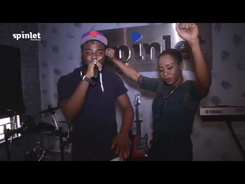 Spinlet Hangout: I Will Eat Noodles In My Sleep says VJ Adams