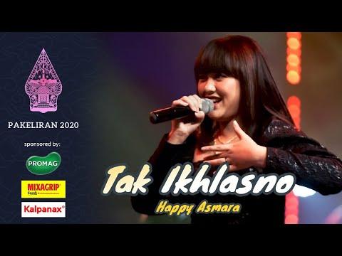 happy asmara tak ikhlasno live konser pakeliran 2020