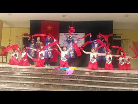 Hội diến văn nghệ chào mừng ngày nhà giáo Việt Nam 20/11/2019