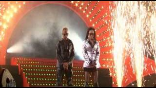 RAY & ANITA (2 UNLIMITED) Twilight Zone (Ethias Arena Hasselt 2009)