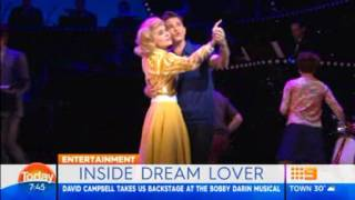 DREAM LOVER | BEHIND THE SCENES WITH DAVID CAMPBELL