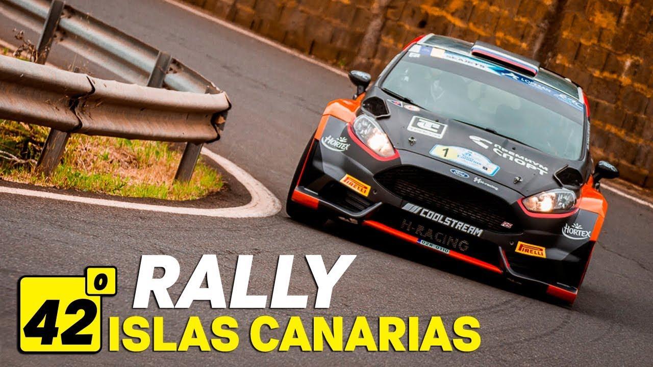 42º Rally Islas Canarias | TC Moya