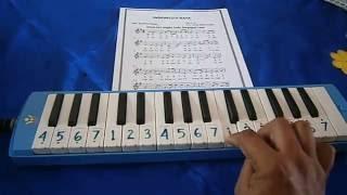 Bundarenda Notasi Lagu Indonesia Raya