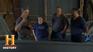 American Pickers: A Working Man