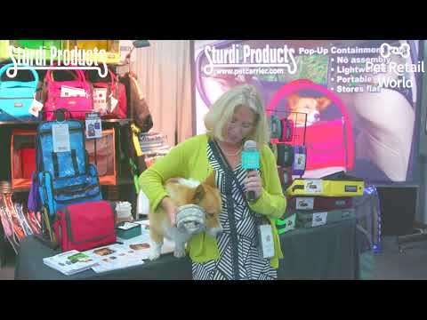 Sturdi Product's Unveils their Ringo Dog Toy