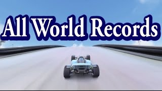 All No Cut World Records - Trackmania Nations Forever [Gaming Nov 2016]