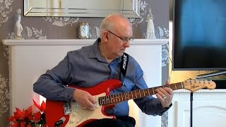 Delilah - Tom Jones - instrumental cover by Dave Monk