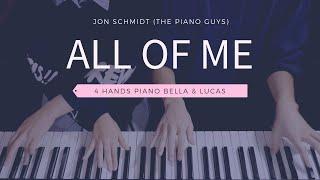 존슈미트 - All Of Me | 4hands piano