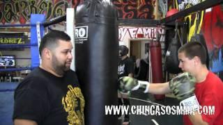 Muay Thai Training Florez Gym La Puente