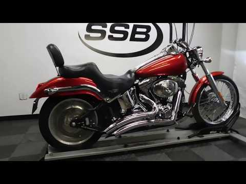 2004 Harley-Davidson FXSTD/FXSTDI Softail® Deuce™ in Eden Prairie, Minnesota