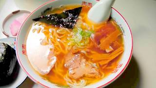 感動的に美味い。。中華そば『金次屋』