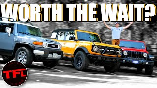 Is The New Ford Bronco Worth The Wait?