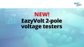 Introductie EazyVolt 2-polige spanningstesters