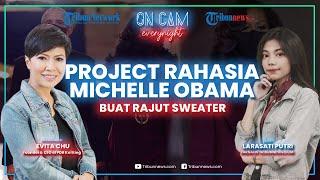 Evita Chu Buat Project Rahasia untuk Michelle Obama, Karyanya juga Dipakai Lady Gaga hingga BTS