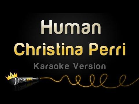 Christina Perri - Human (Karaoke Version)