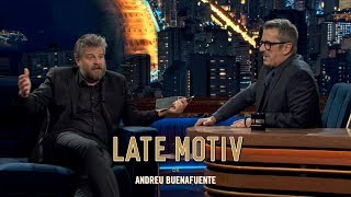 LATE MOTIV - Raúl Cimas. El Linier Y El Vidente   #LateMotiv564