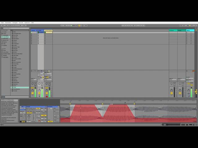 Sonntagsjam Part 1 Techno (Ableton Live 2016)